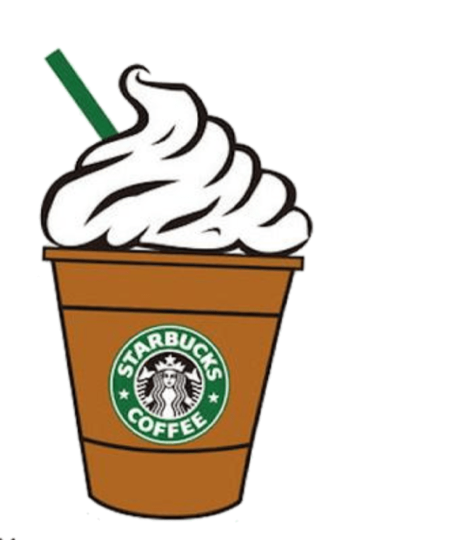 Cute Frappuccino Wallpaper Starbucks Frappe Coffee Sticker By Jessica Knable