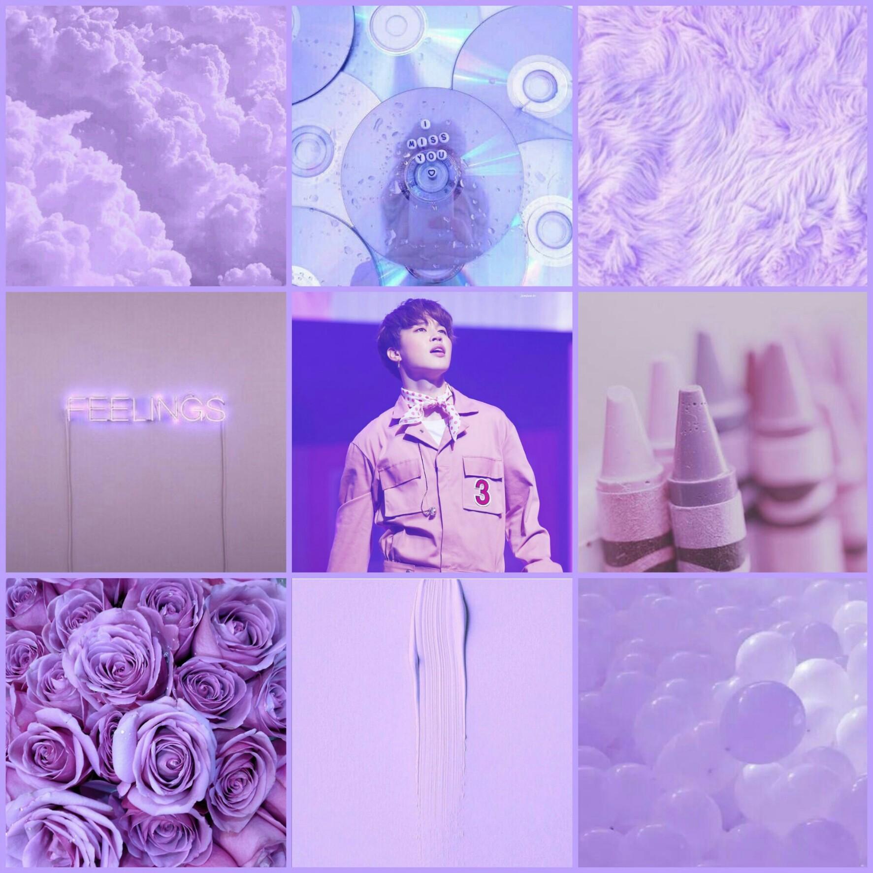Bts Cute Wallpaper Bts Aesthetic Purple Army Image By Thulovetaetae