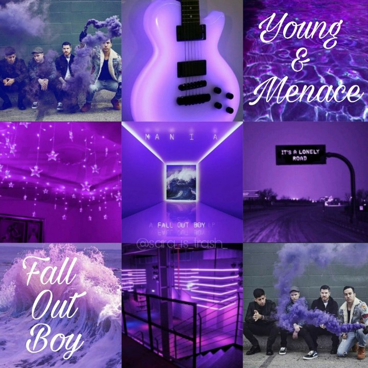 Mania Album Cover Fall Out Boy Desktop Wallpaper Young Amp Menace Aesthetic Falloutboy Fob Youngandmenace