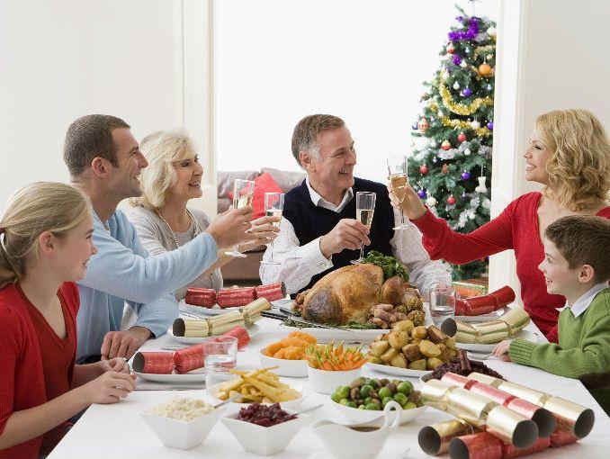 problemas familiares en Navidad ActitudFem