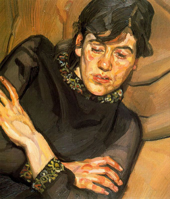 Freud Sofa History Of Art: Lucian Freud