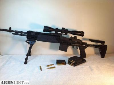 ARMSLIST - For Sale: Springfield Armory M14 EBR