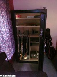 ARMSLIST - For Sale: Large Cannon safe with lights and ...