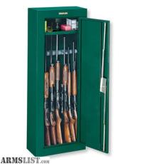 ARMSLIST - For Sale: Stack-On 8 gun steel cabinet