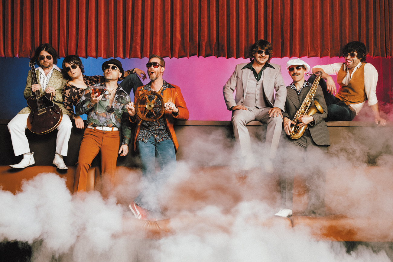 Rock Music Cover Confessions Of A Cover Band Yacht Rock Revue Croons The Hits You