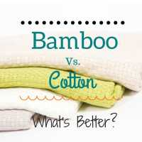 Bamboo Vs. Cotton  Whats better? - Bamboo Village