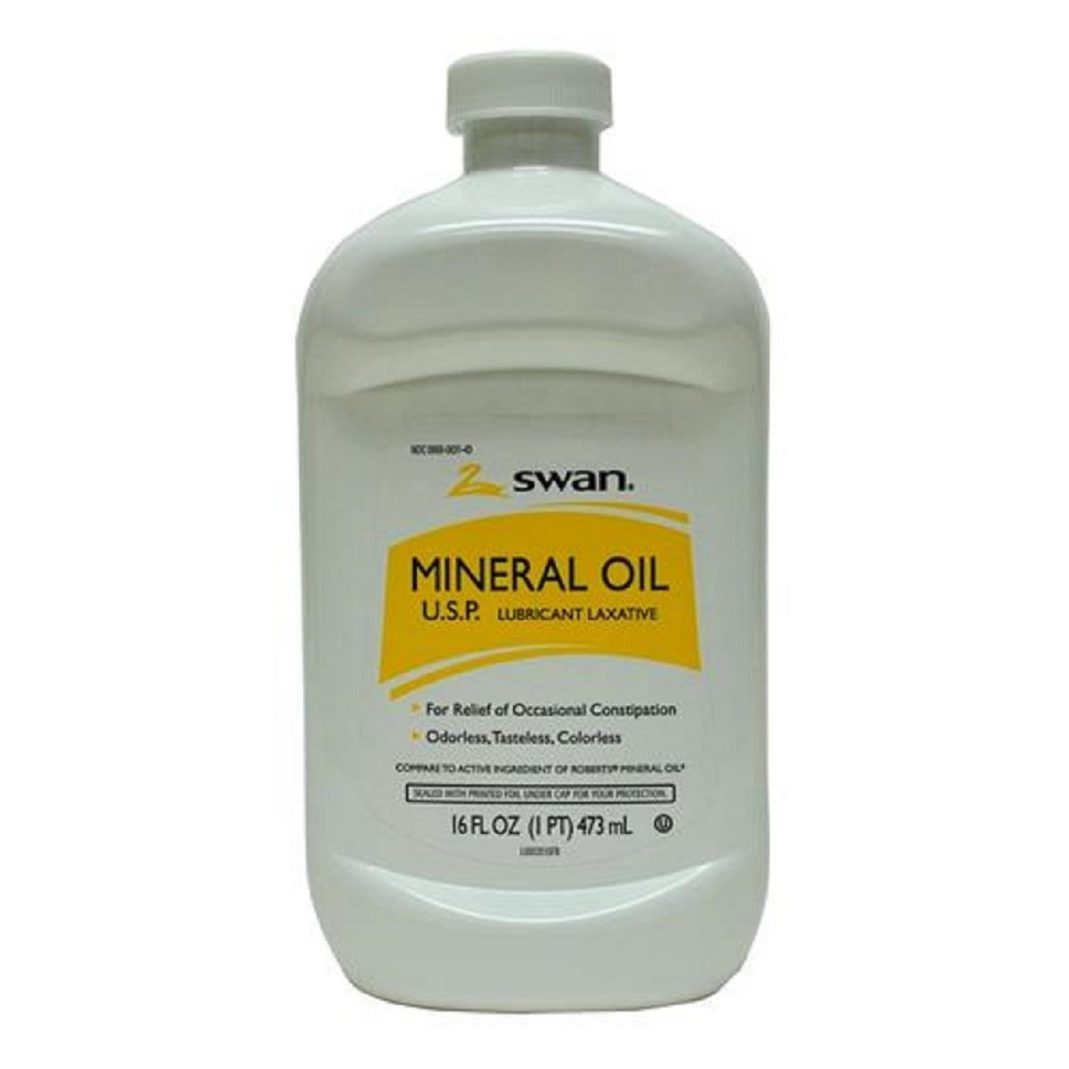 Mineral Oil First Aid Only Fa M335 Standard Mineral Oil 16 Oz 1 Each