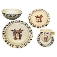 Buy Boots & Saddle Quality Western Dinnerware Place ...