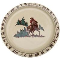 Western Dinnerware Christmas Cowboy Texas Mug 12 oz ...