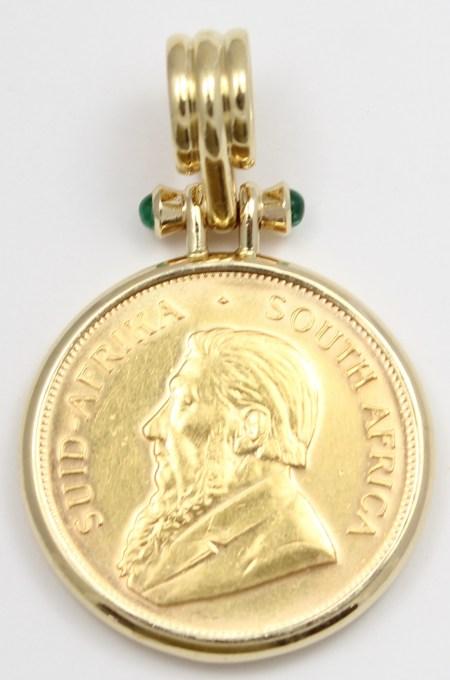 Krugerrand Value 1980