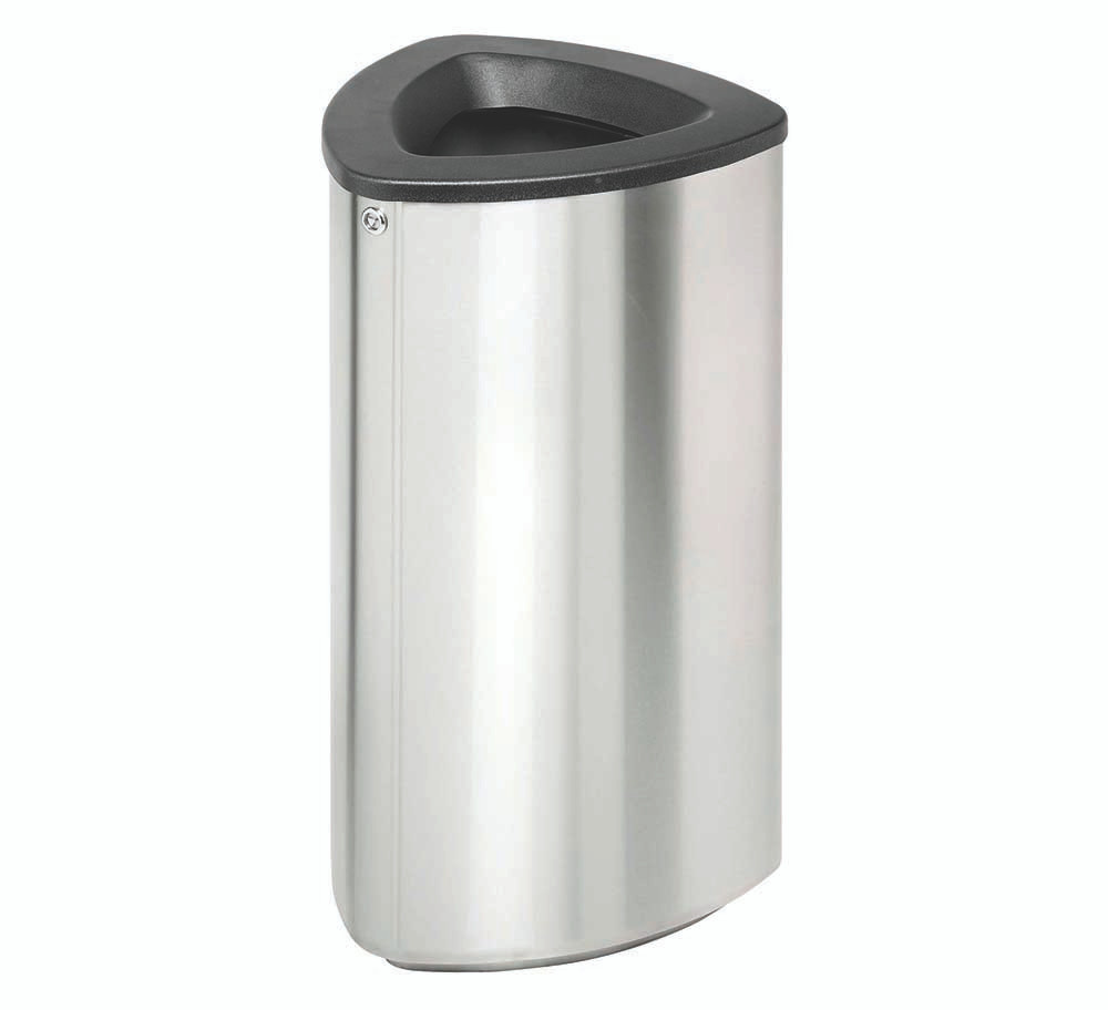Stainless Steel Recycling Bins 36 Gallon Boka Stainless Steel Xl Recycling Bin Bokaxl Ss