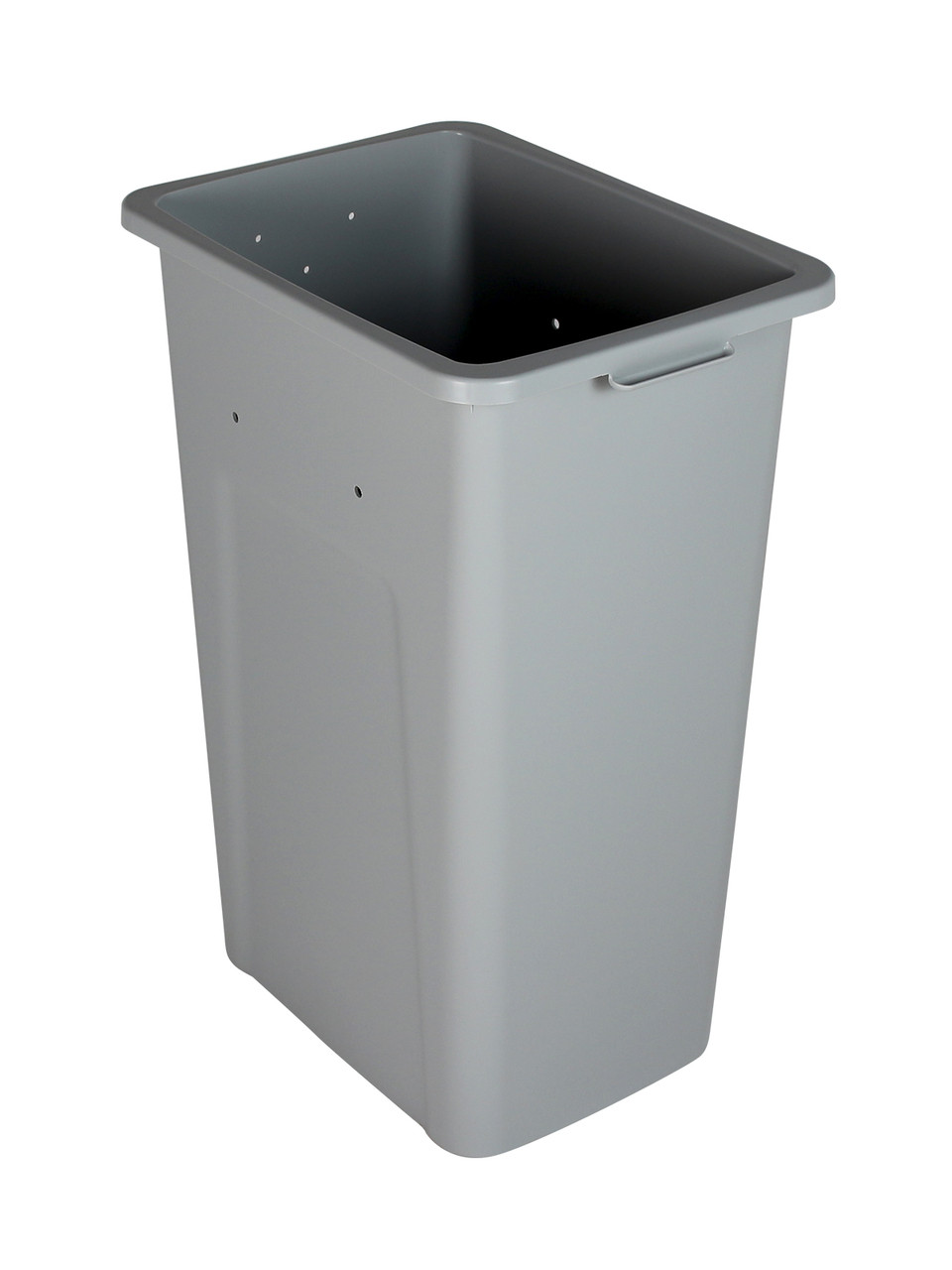 Colorful Garbage Cans 32 Gallon Extra Large Home Office Trash Can Or Recycling Bin 4 Colors