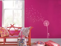 Dandelion and Seeds Blowing in the Wind Wall Decal #1156 ...