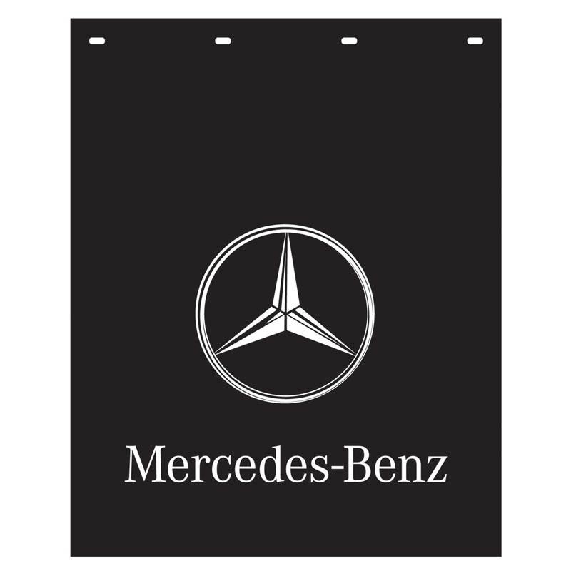 Iphone X Frame Wallpaper Mercedes Benz Logo Mud Flap 24 Quot X 30 Quot Raney S Truck Parts