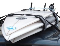 SUP Roof Racks | 2 Paddleboard Car Rack - StoreYourBoard.com