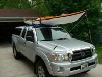 Inflatable Kayak Roof Rack | Universal Soft Kayak Rack ...