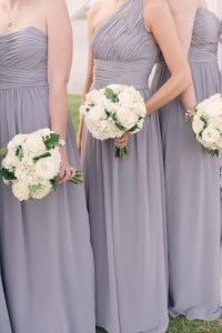 Grey Bridesmaid Dresses With Purple Flowers | www.imgkid ...