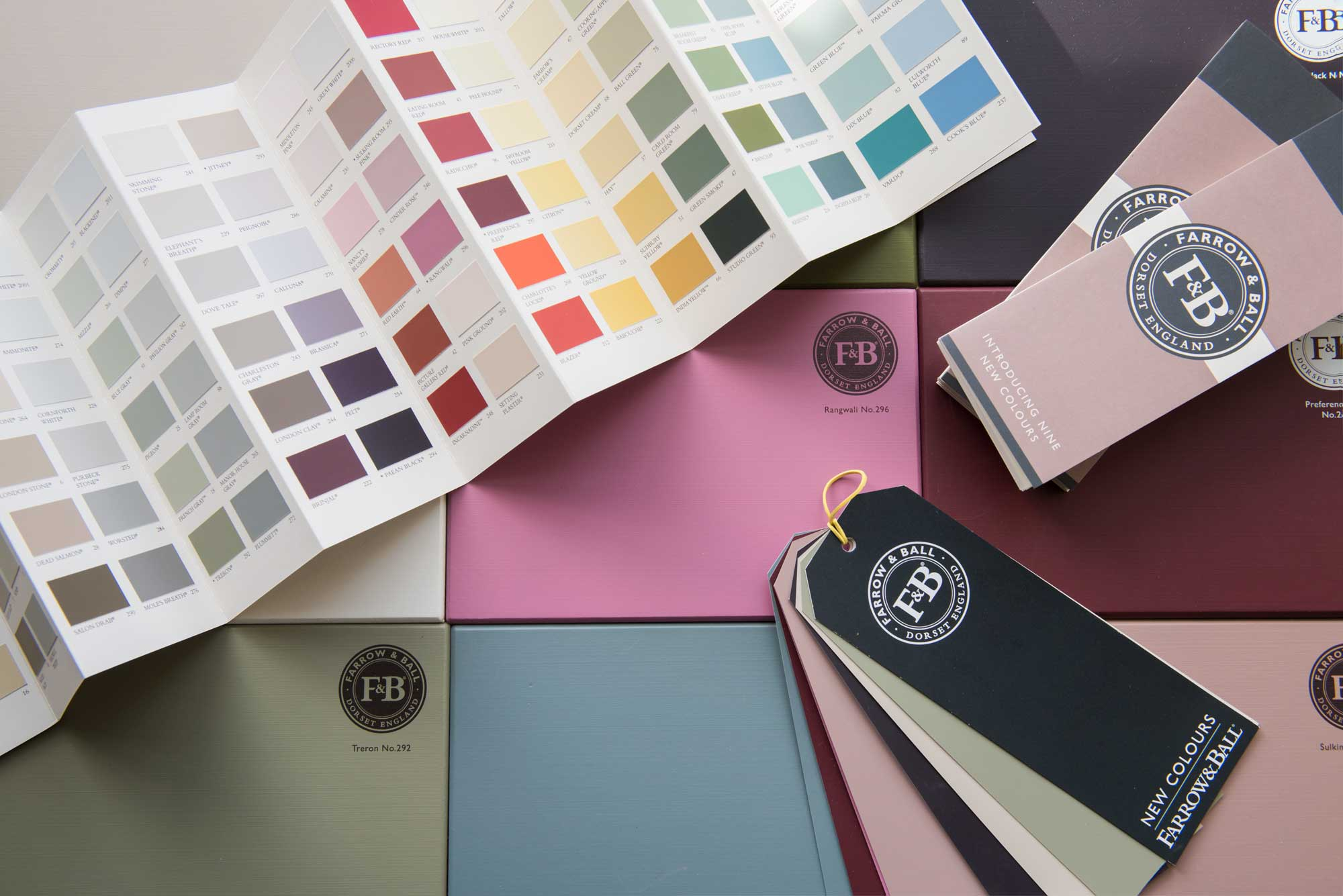 Farrow And Ball Décoration New Colours From Farrow And Ball For 2018 Celtic Sustainables