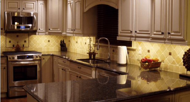 Led Strip Light Examples And Ideas Under Cabinet And Counter