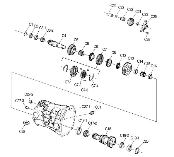 allison 2400 transmission wiring diagram