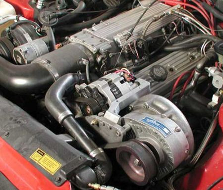 87 Ford F 350 Wiring Diagram 88 92 Tpi Camaro Firebird Procharger Kit Hawks Third