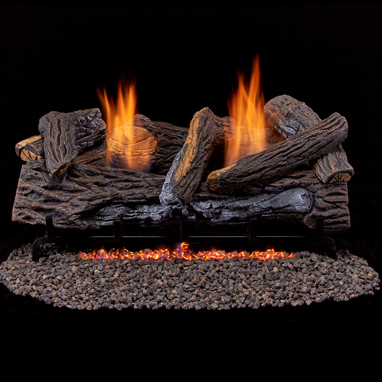 How Much Do Gas Fireplace Logs Cost Gas Log Gas Log Sets Fireplace Log Sets Factory Buys Direct