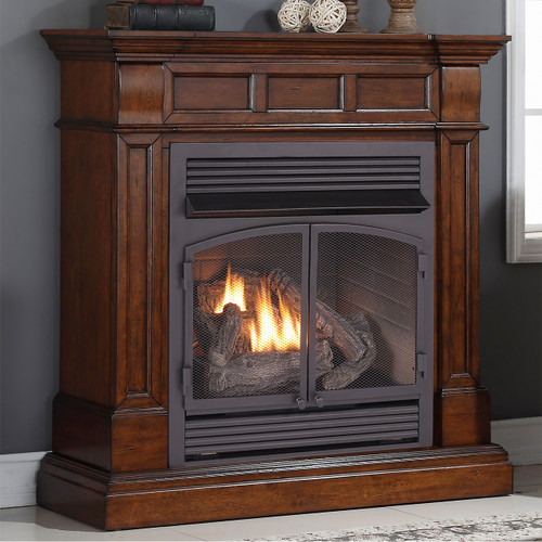 Duluth Forge Dual Fuel Ventless Fireplace 32000 Btu T