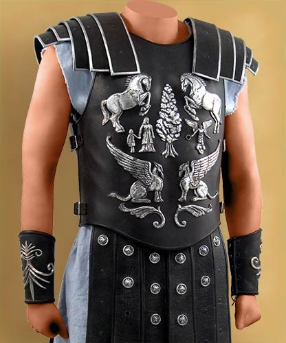 Gladiator Maximus Final Battle Costume