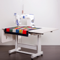 Juki TL-2200QVP-S Long Arm Quilting Machine with Sit Down ...
