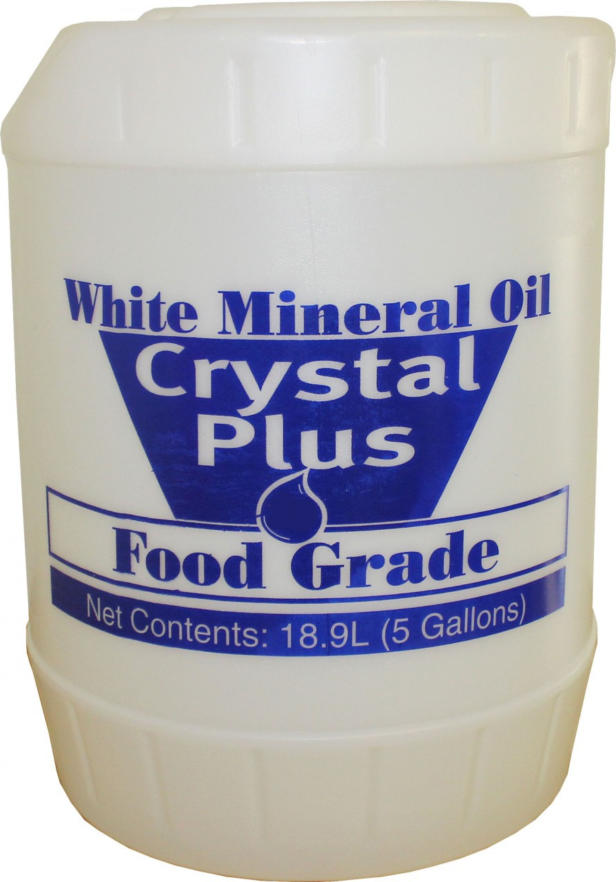 Mineral Oil Crystal Plus Food Grade Mineral Oil 70fg 5 Gal