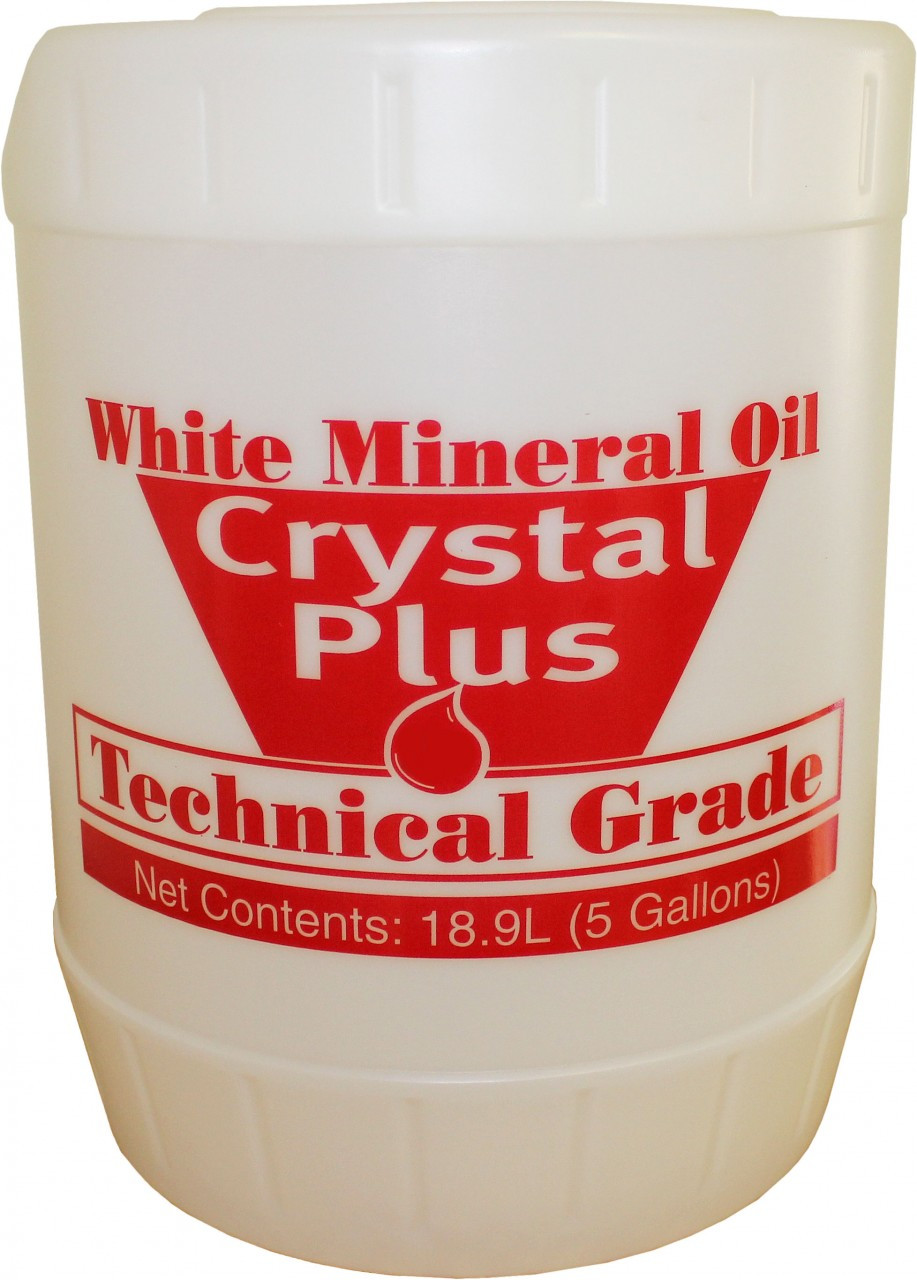 Mineral Oil Crystal Plus Tech Grade Mineral Oil 70t 5 Gal