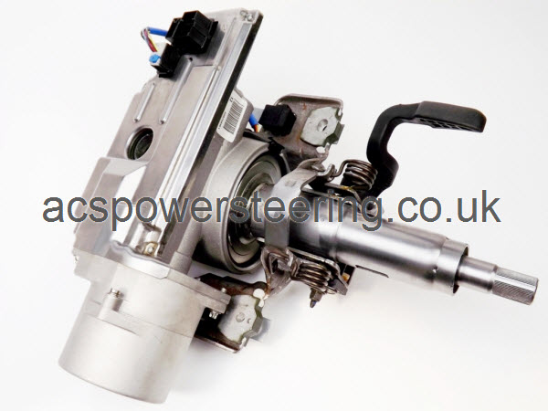 Fiat Punto Evo Electric Power Steering Column Fault ACS Power Steering