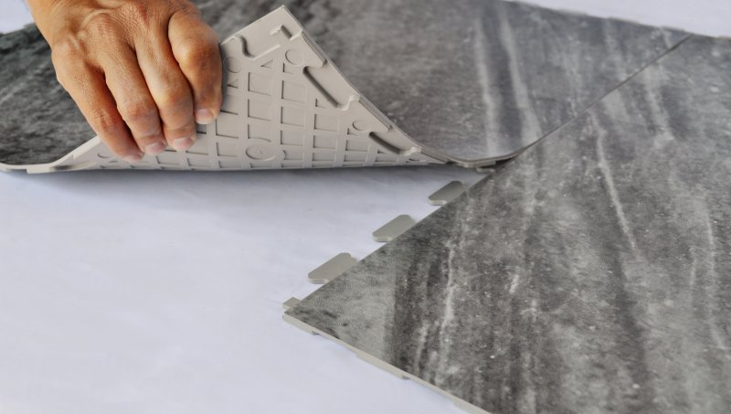 Perfection Floor Tile Natural Stone Flexible Tiles
