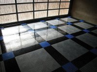 Race Deck TuffShield High Gloss Interlocking Tiles