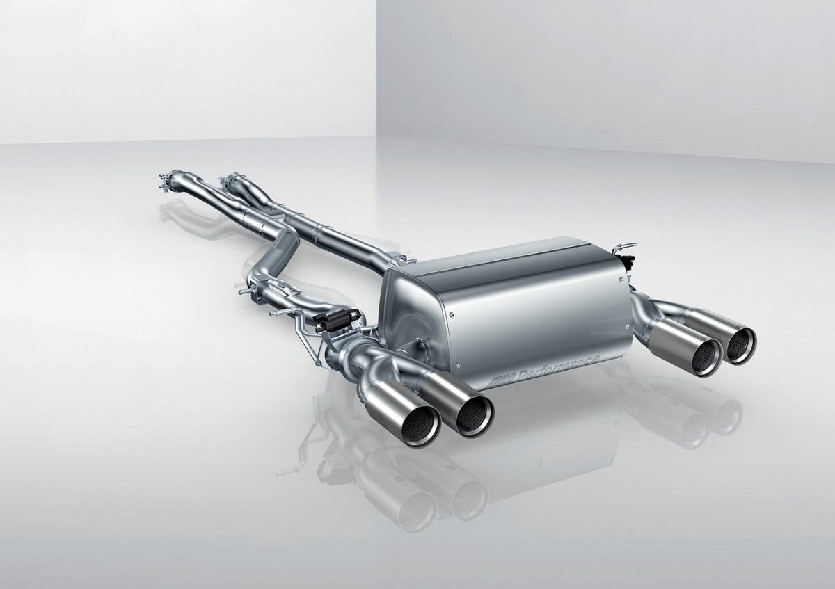M4 Performance Exhaust F80 F82 2014 M3 M4 Performance Exhaust