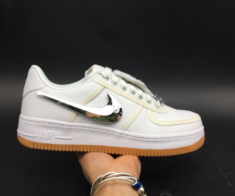 Air Max X Off White Black Nike X Travis Scott Air Force 1 Sail Review