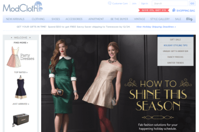 Inbound Marketing Smackdown: Betabrand vs. Modcloth image modclothweb resized 600