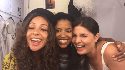 Elise Goldsberry And Jasmine Cephas Jones To Perform At The Super Bowl