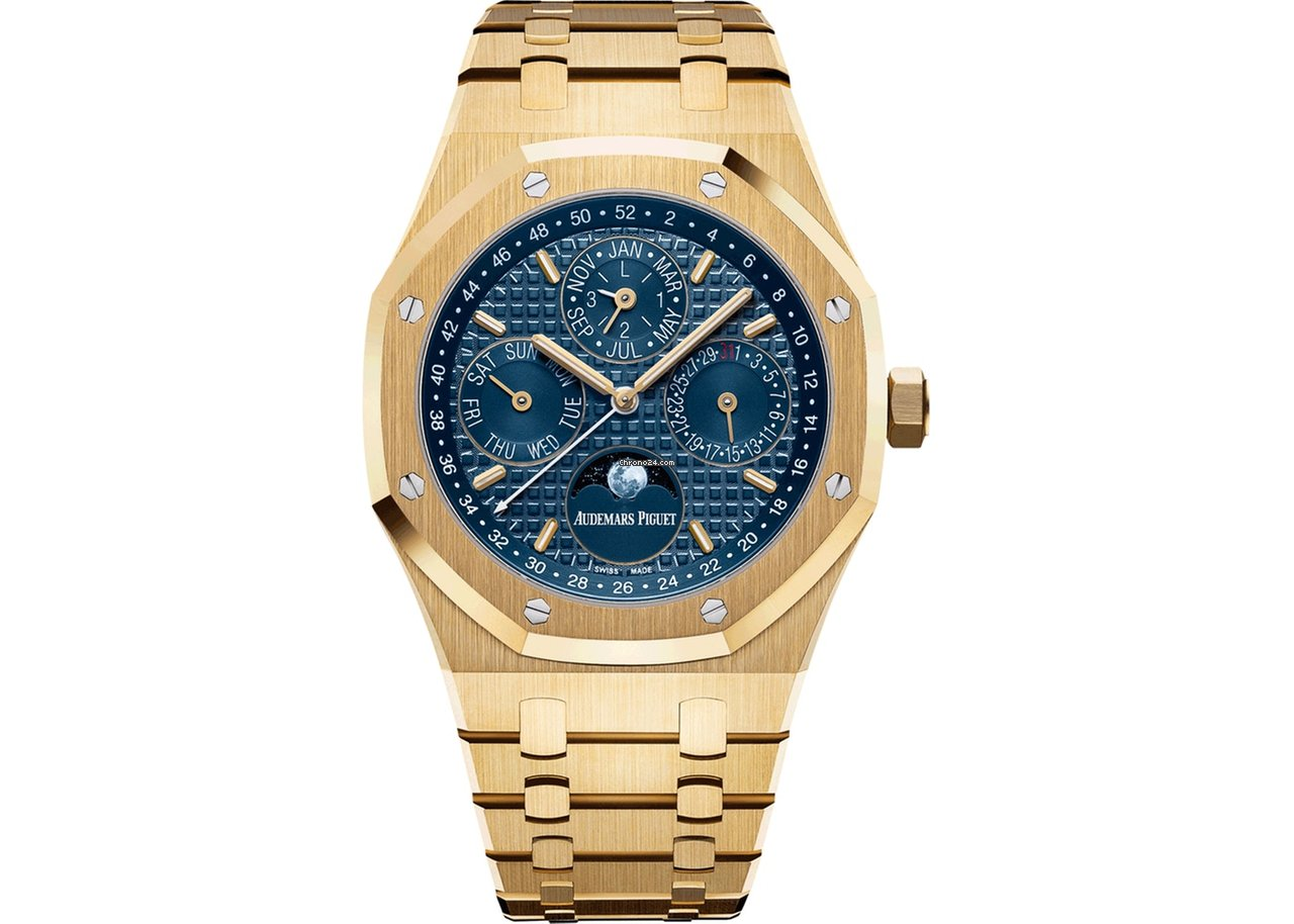 Https Www Chrono24 Com Audemarspiguet Royal Oak Mod116 Htm - 282 Goldene Uhr Von Haas Cie
