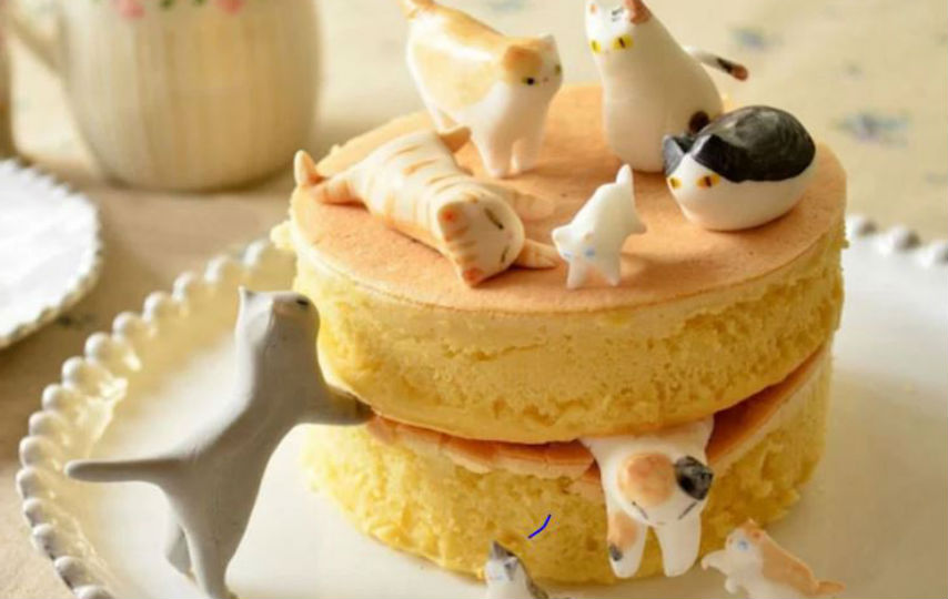 Cute Japanese Food Wallpaper Hot Cakes Japoneses Cocinadelirante