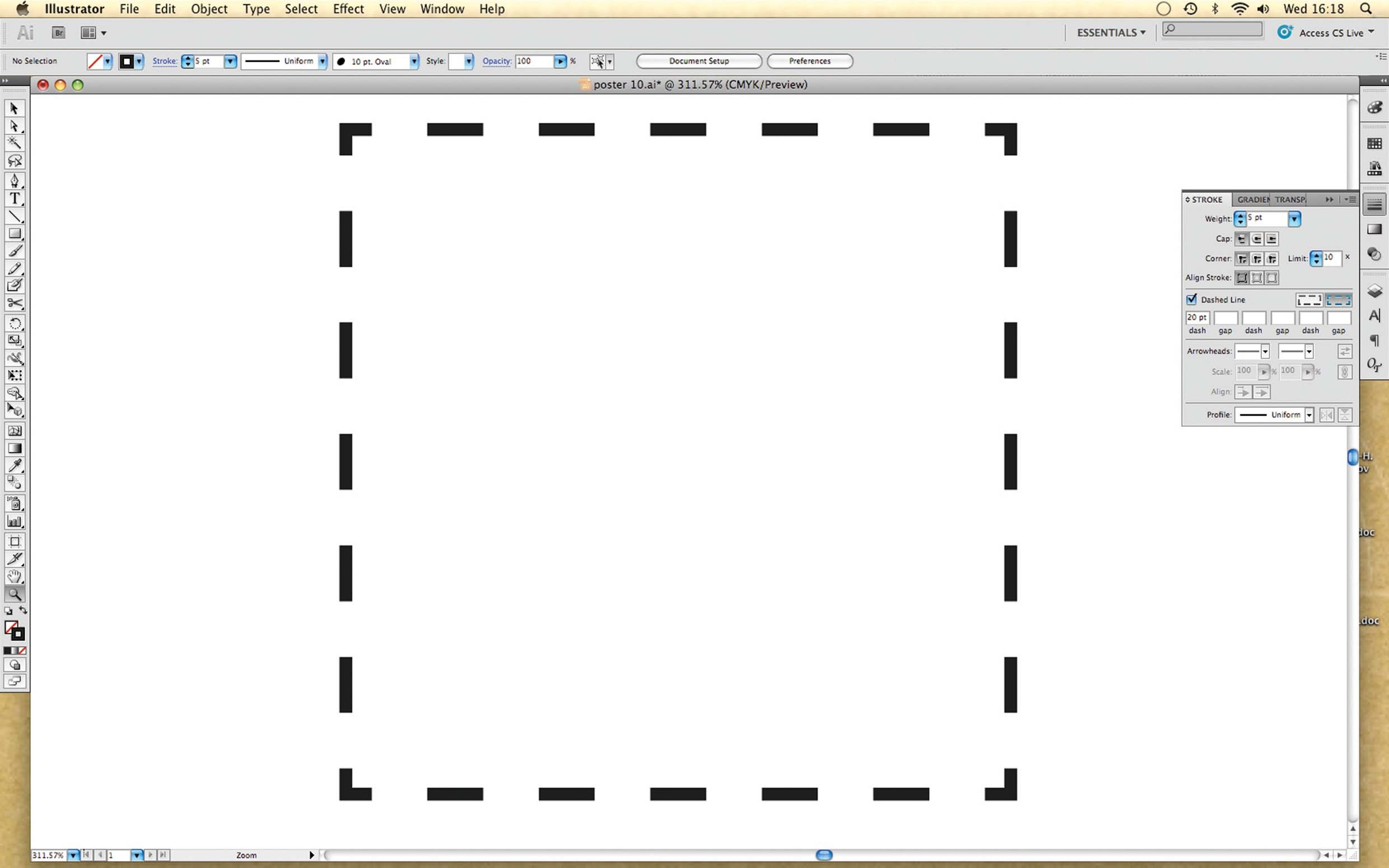 Fullsize Of How To Draw Lines In Photoshop