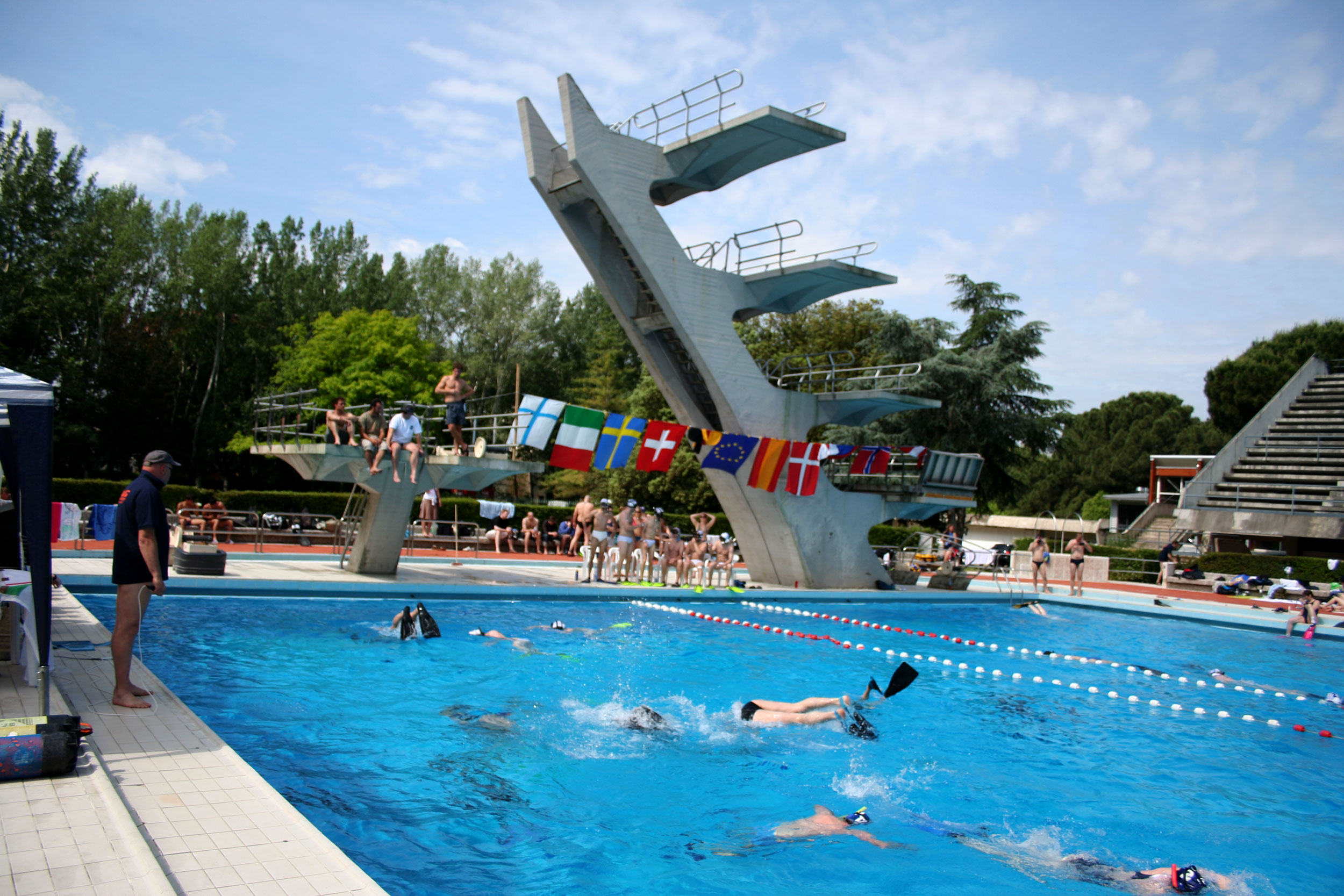 Bagno Italia Marina Di Pisa Swimming Pools In Florence Top Pools Open During The Summer In