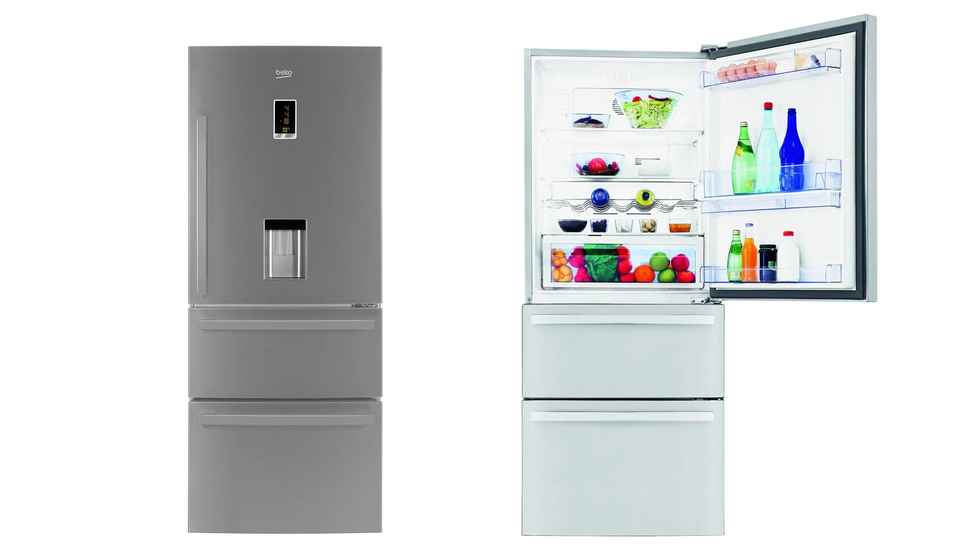 Fridge Freezer Best Fridge Freezer 2018 The Best Fridge Freezers To Buy From