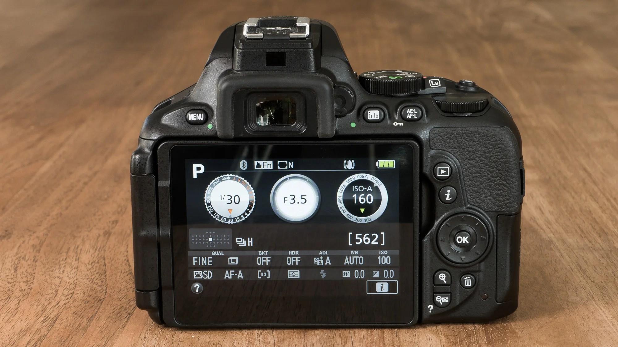 Fullsize Of Nikon D3400 Vs D5600