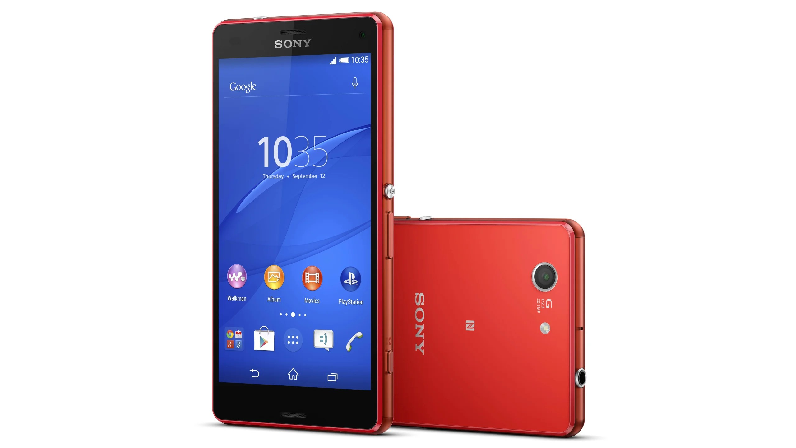 Sony Xz1 Compact System Update Sony Xperia Z3 Compact Review Replaced By The Xz1 Compact