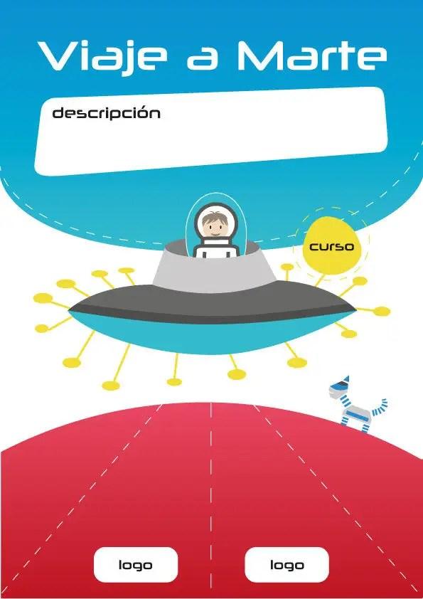 Entry #4 by yuntaraquel for Portada Cuaderno de trabajo de educación