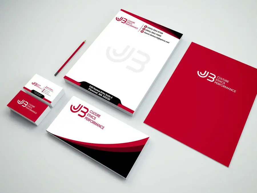 Entry #15 by zakariaaitzidan for Letterhead and Envelope Design - letterhead and envelope design