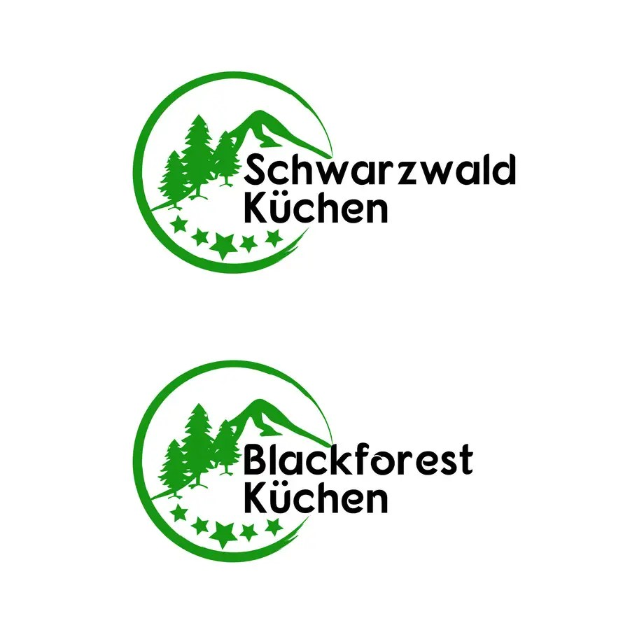 Kuchen Logo Entry 90 By Najidesgin For Design A Logo For Schwarzwald Küchen