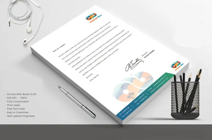 Entry #148 by jarabaaghada for Need a Logo, Business Card - letterhead and envelope design