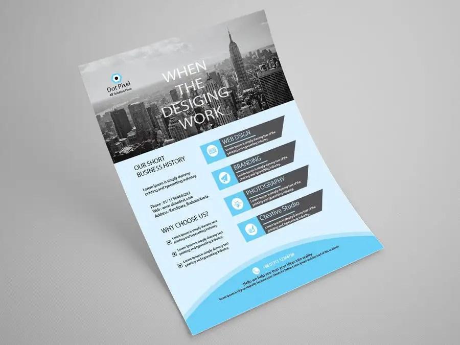 Entry #39 by abdulmonayem85 for Promotion flyer Freelancer